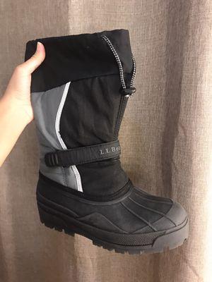 LLBean Northwoods snow winter Boots Men's 5 women's 7 for Sale in Miami, FL