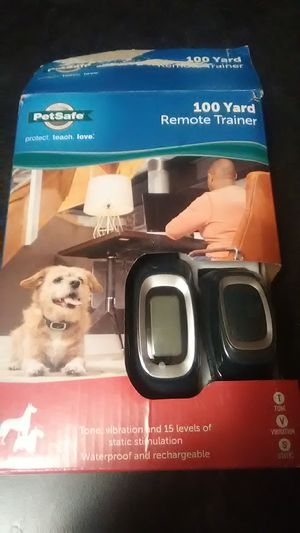 PetSafe 100 yard Remote Trainer for Sale in Waterford, OH