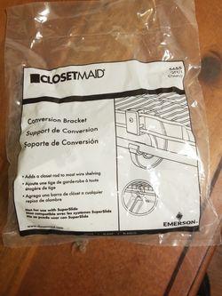 20 ClosetMaid Wire Shelf Brackets for Sale in Brunswick,  GA