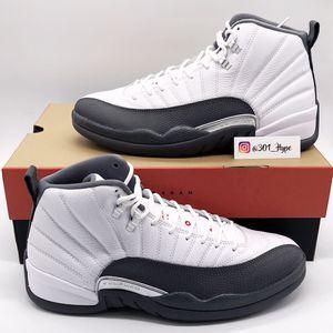 """Jordan 12 """"Dark Grey"""" size 10 for Sale in Washington, DC"""
