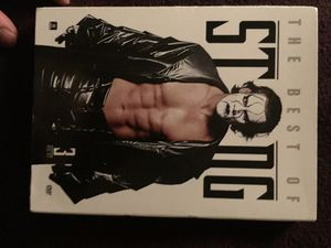 The best of sting dvd set wwe wwf wrestling for Sale in Laguna Hills, CA