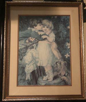 Boy kissing Girl for Sale in Detroit, MI