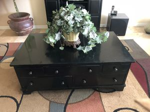 Coffee Table,Console,End Table. Sold individually or as a set for Sale in Saint Cloud, FL