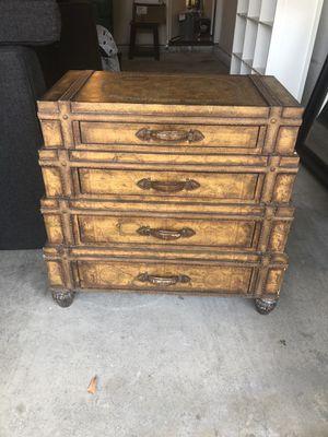 Antique map dresser for Sale in Irvine, CA