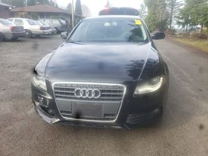 2012 Audi A4 Parts / Parting Out for Sale in Lynnwood, WA