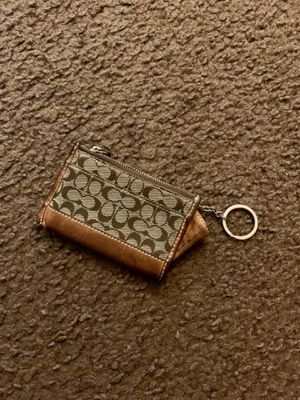 Coach Skinny Carr wallet for Sale in Virginia Beach, VA