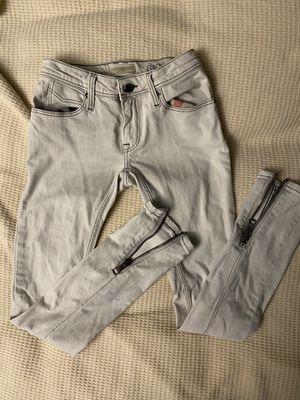 Burberry Brit Benton Skinny Jeans original price $390 for Sale in Peoria, AZ