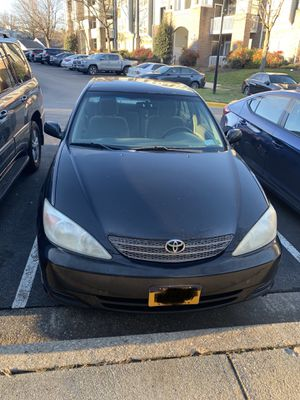 Camry 2002 V6 for Sale in Silver Spring, MD