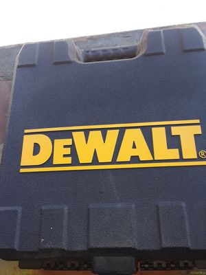 Dewalt nail gun like New used one time 85$$ for Sale in San Bernardino, CA