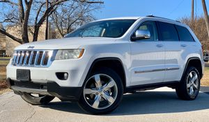 JEEP GRAND CHEROKEE OVERLAND for Sale in Garland, TX