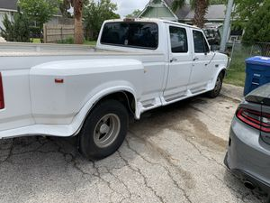 1995 ford f350 dully for Sale in San Antonio, TX