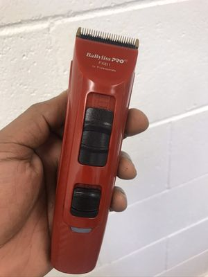 Babyliss voltare , top of the line clippers. Charger for Sale in San Diego, CA