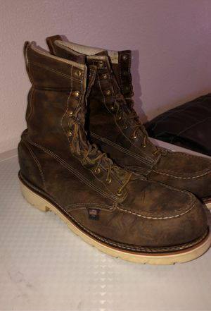 thorogood work boots size 14d for Sale in Phoenix, AZ
