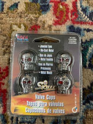 Skull valve caps for Sale in Los Angeles, CA