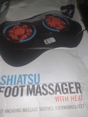 Brand new foot massager for Sale in Mobile, AL