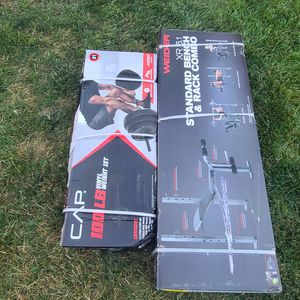 Weightlifting Set for Sale in Chicago, IL
