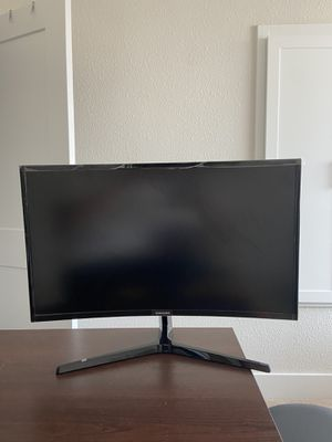 "27"" inch Samsung Curved Monitor for Sale in San Diego, CA"