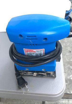 Drill Master Hand Orbital Sander for Sale in Stockton, CA