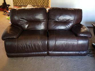 Power Reclining Leather Sofas for Sale in Fairview Heights,  IL