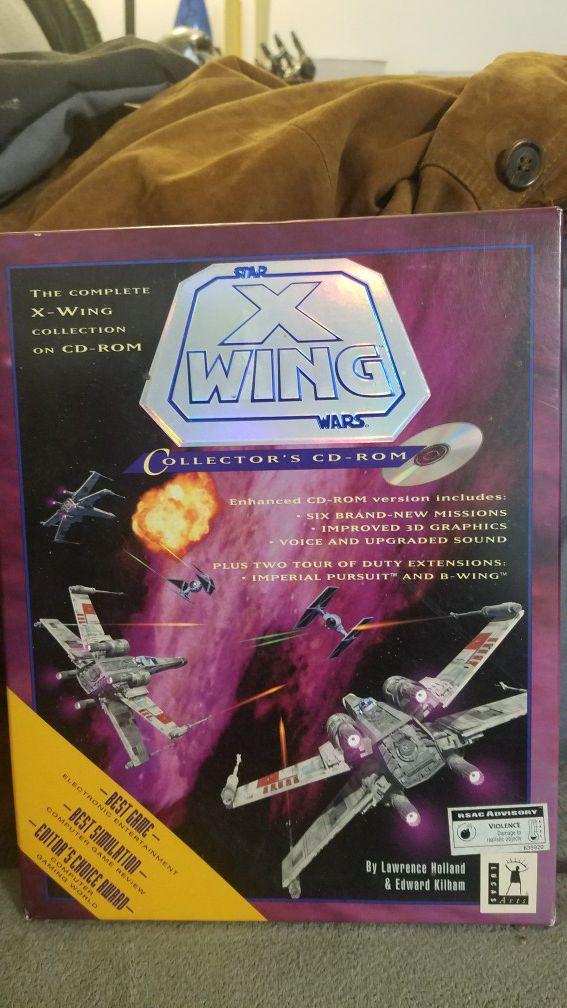 Star Wars: X-wing Collectors CD-ROM