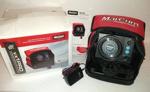 Marcum VX 1 PRO flasher sonar ice fishing fish finder for Sale in Minooka, IL