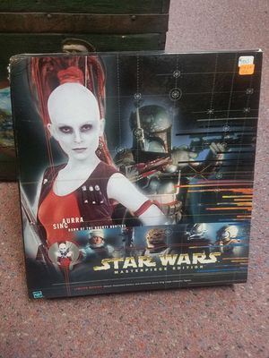 "NEW 2000 Star Wars Masterpiece Collection 12"" Aurra Sing Action Figure w/ Box for Sale in Leander, TX"