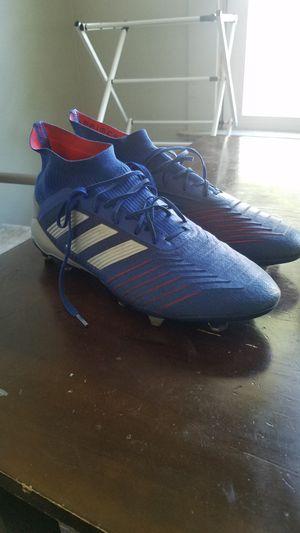 Soccer cleats - Adidas Predator 19+ Primeknit US 11.5 for Sale in Portland, OR