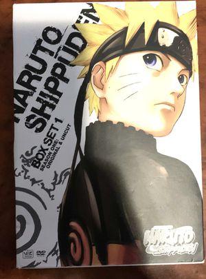 Naruto DVD's for Sale in Orlando, FL