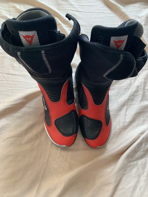 Dainese boots for Sale for sale  Queens, NY