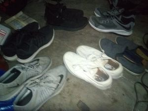 Men's shoes Nike H&M Vans sizes 10 and 11 for Sale in Los Angeles, CA