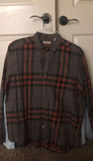 Burberry dress shirts XXL for Sale in El Paso, TX