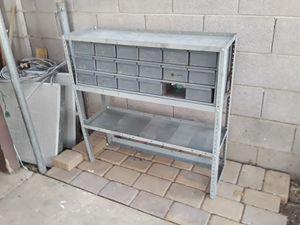 Metal tools box for Sale in Phoenix, AZ