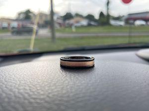 Triton Men's Wedding Ring Tungsten for Sale in Waterbury, CT