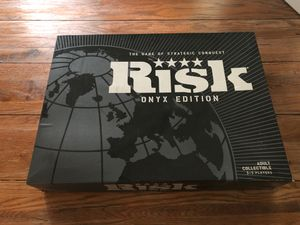 Risk board game Onxy Edition for Sale in Sanford, FL