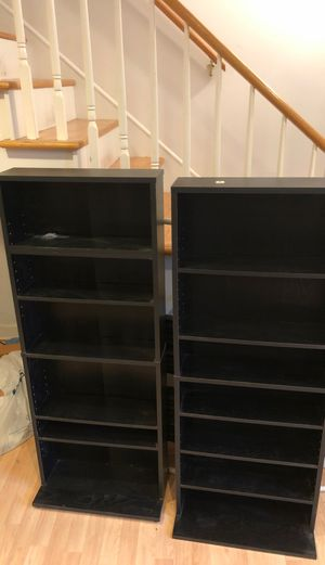 Two Book Shelves for Sale in Rockville, MD