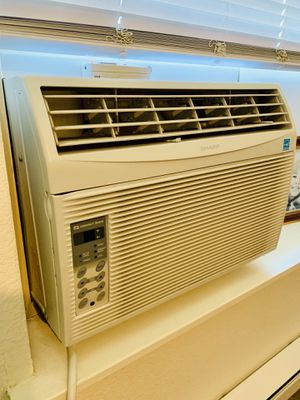 Sharp AF-S120RX Window A/C Unit -12,000 BTUs - Energy Star Efficient - Works Great - SELLING AFTER AUG 30TH for Sale in Clackamas, OR