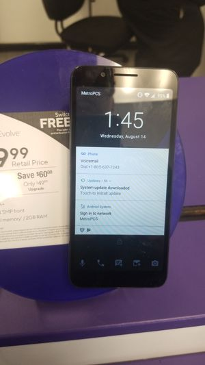 Free Phone!!! Alcatel 1x!!! for Sale in Savannah, GA