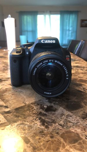 Canon EOS Rebel T3i for Sale in Washington, DC