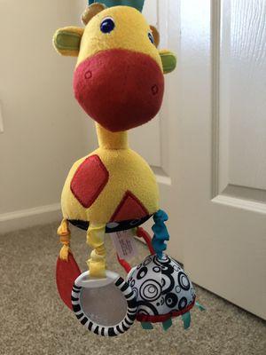 Baby Carseat Giraffe Toy for Sale in Hyattsville, MD