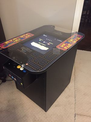 60 Game Cocktail Arcade for Sale in Buford, GA