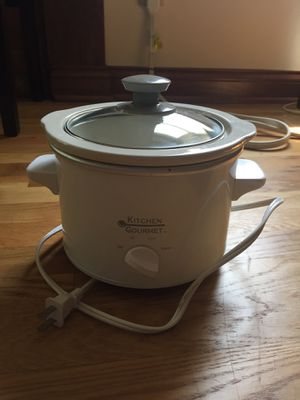 Kitchen Gourmet crockpot for Sale in Columbus, OH