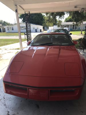Chevy corvette for Sale in Bradenton, FL