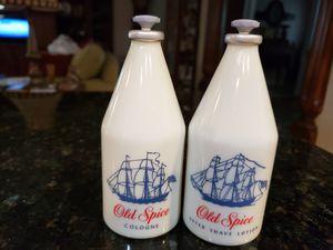Old Spice Bottles Cologne & After Shave Lotion for Sale in Valrico, FL