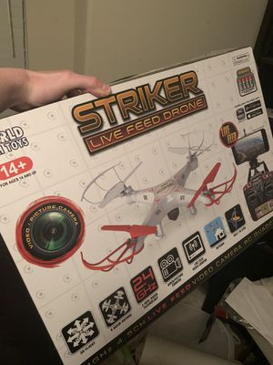 Striker live feed drone for Sale in Fresno, CA