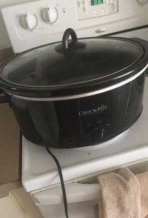 Crock Pot/ Slow Cooker for Sale in Tampa, FL