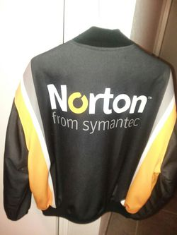 Norton Symantec racing jacket for Sale in Wildomar,  CA