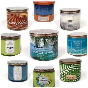 Bath & Body Works 3 Wick candles for Sale in Los Angeles, CA