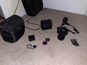 Canon T5i with Sigma Art 35mm Lense for Sale in Murfreesboro, TN