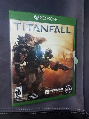Xbox one titanfall for Sale in Santa Ana, CA