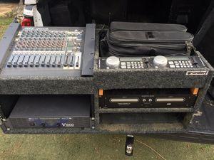 DJ Equipment for Sale in Ramona, CA